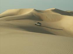 la grande mer de sable libye