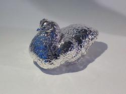 Pure Silver Hen