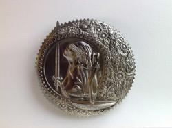 The Magna Carta Medal 2015 reverse