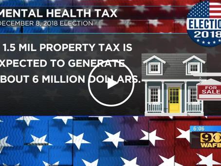 Mental Health Center Tax