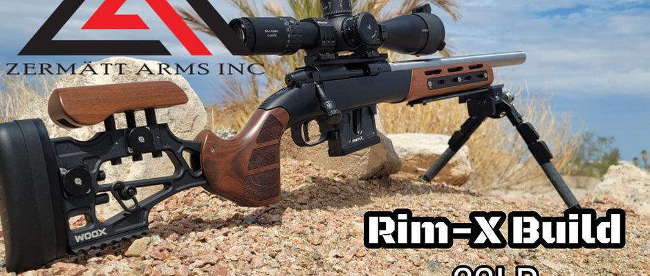 Zermatt Arms Rim-X Custom 22LR