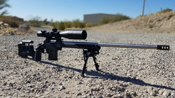 22 Creedmoor Savage 110, MDT XRS Chassis PRS build