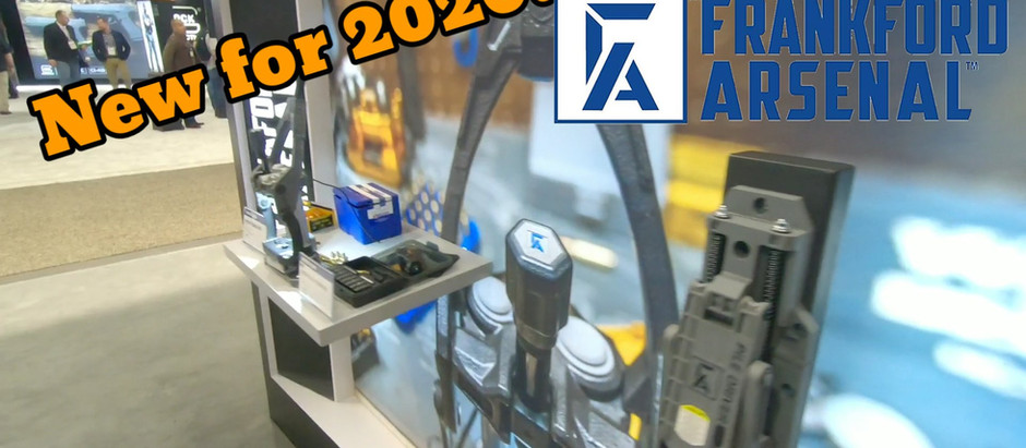 NEW! 2020 Frankford Arsenal Universal Seating Die | Pile Driver™️ bullet puller