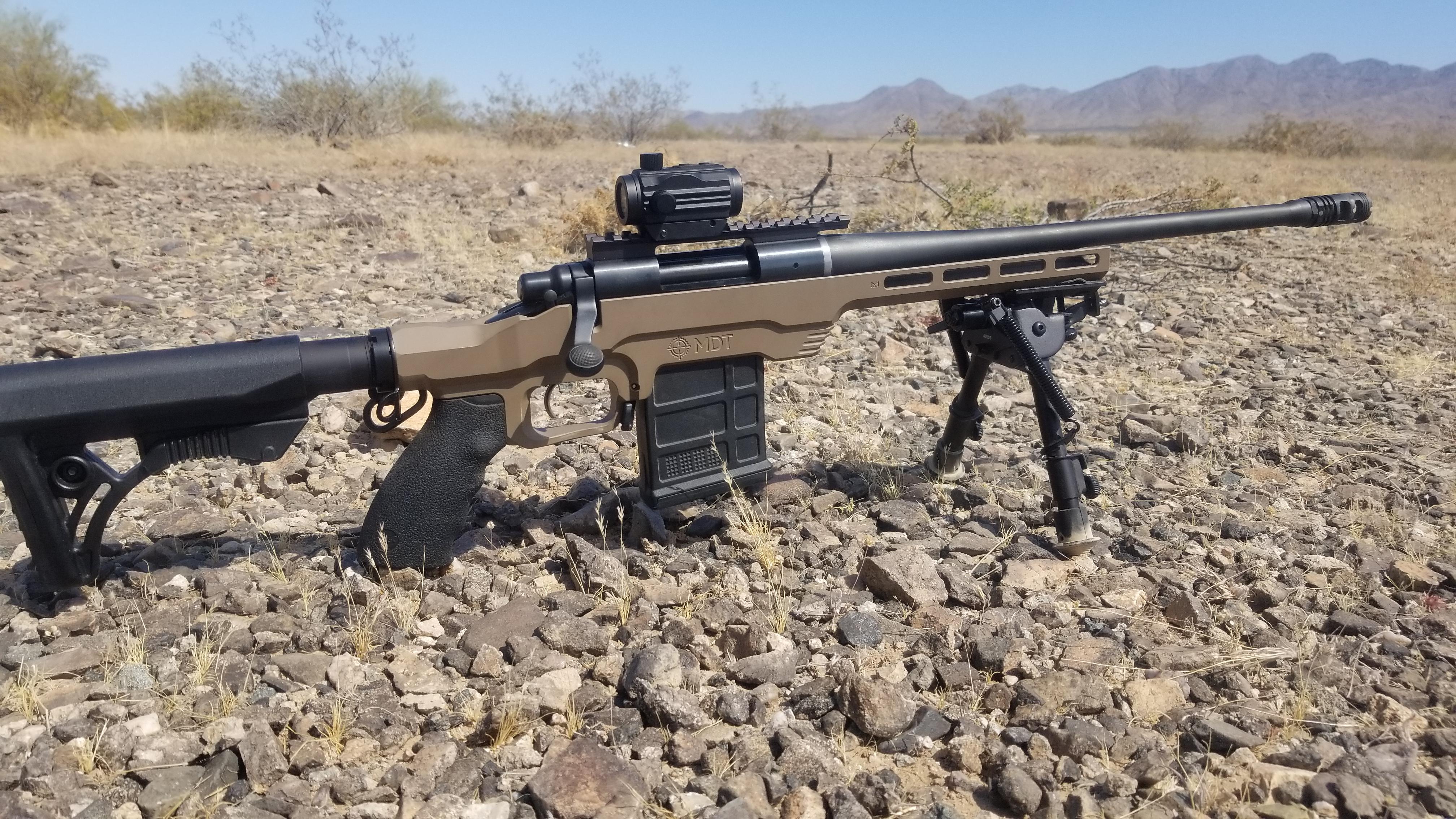 Javalina Javeline 300AAC Rem700 Pistol