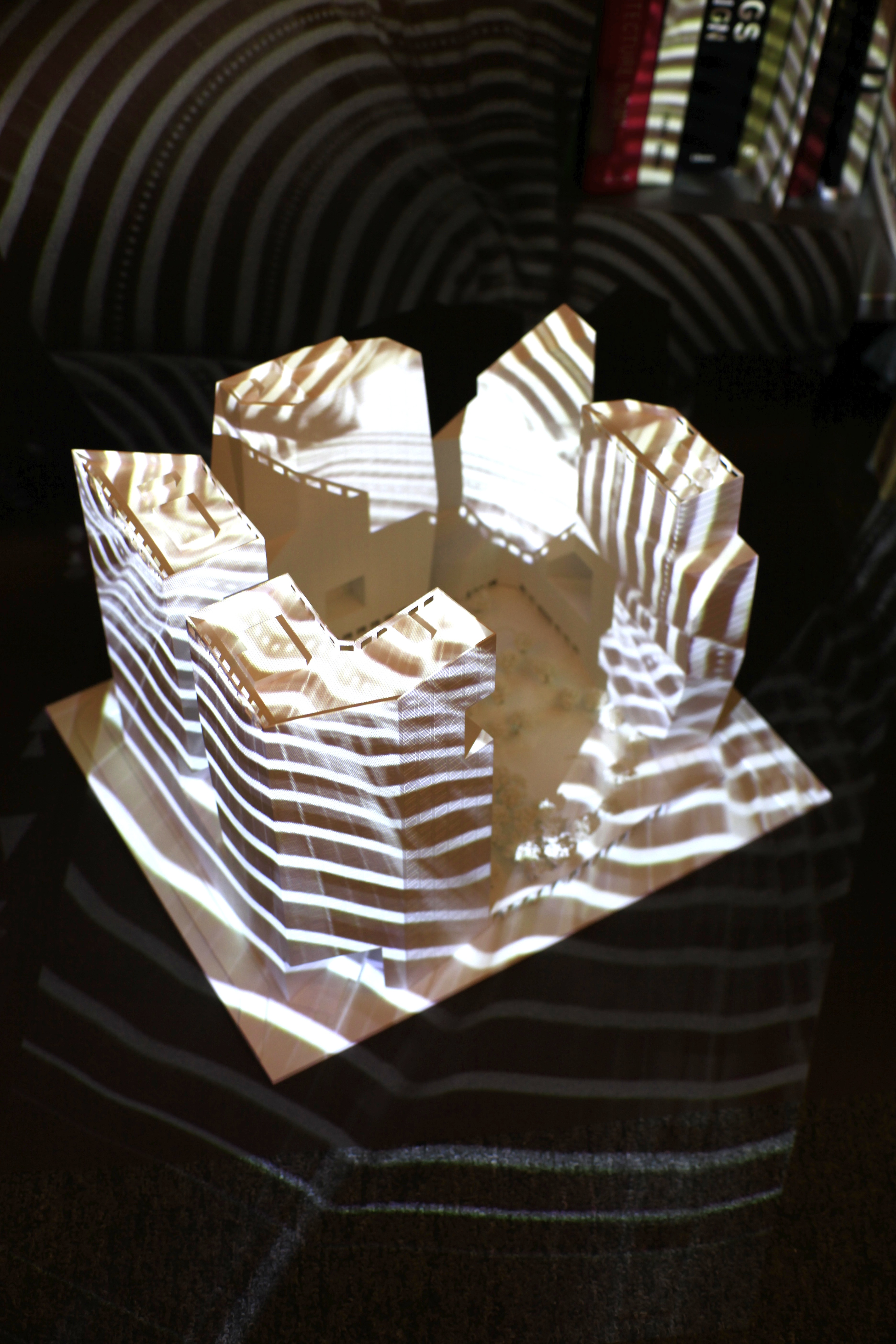Model Making and Projection Testing