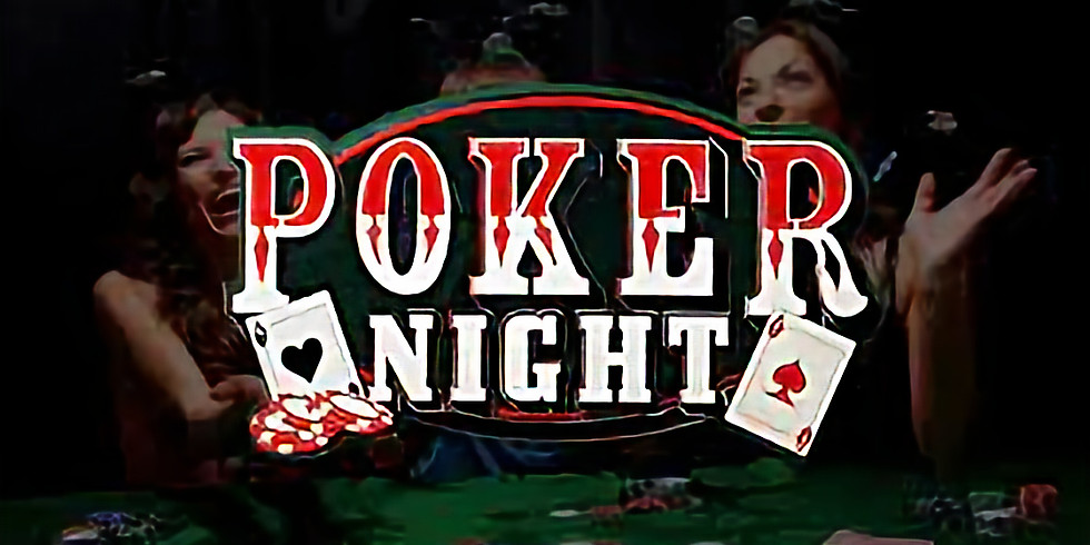 Poker night ! gold members only