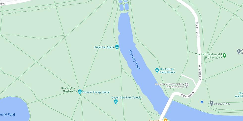 Meet up Hyde Park