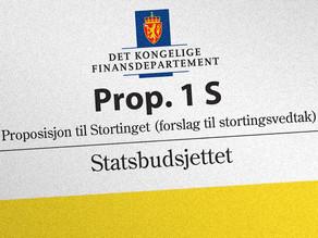 Folkehøgskolerådets innspill til Statsbudsjett 2022