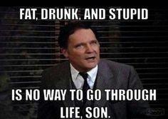 Fat, Drunk & Stupid