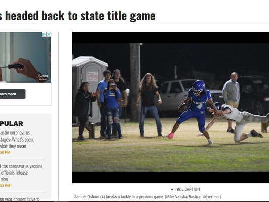 Warriors headed back to state title game