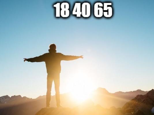 18 40 65 Principle
