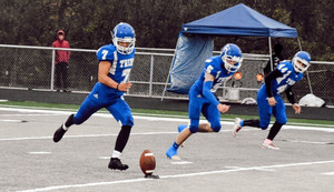 Former Tribe athlete Nathaniel Heilig setting records at Tabor College