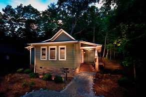 Cabins For Rent Asheville NC | The Ivy | Asheville Cottages