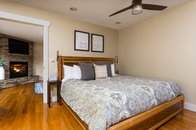 Large king size, Sleep Number bed