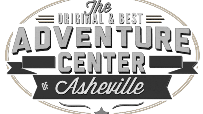 An adventure center close to our rental cabins in Asheville NC