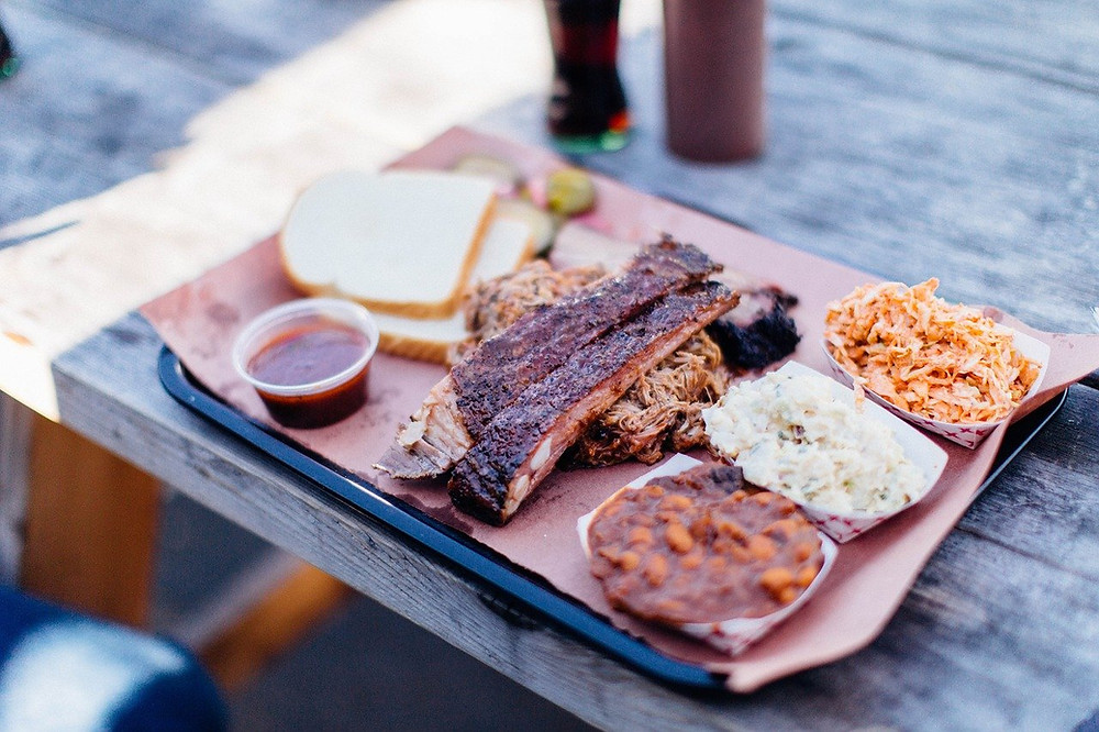 12 Bones BBQ in Asheville in two locations