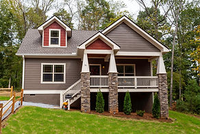 Vacation Rentals In Asheville | The Bradford Cottage