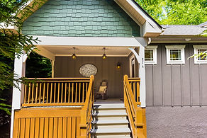 Cabins For Rent in Asheville NC | The Willow | Asheville Cottages