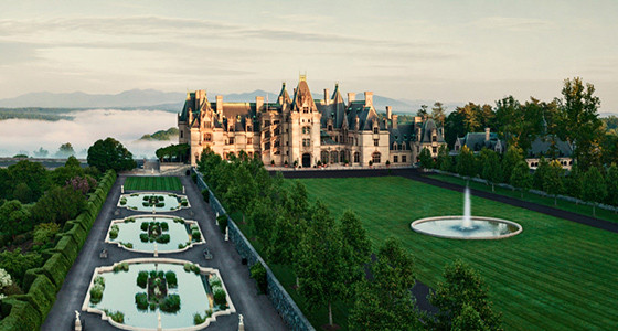 The Biltmore Estate-15 minutes from our vacation rentals in Asheville