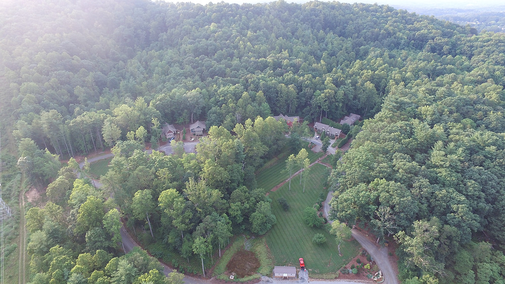 The best lodging near Asheville NC