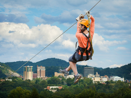 Top 5 Ziplines Near Asheville NC