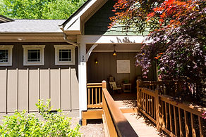 Asheville NC Cabin Rentals | The Maple | Asheville Cottages
