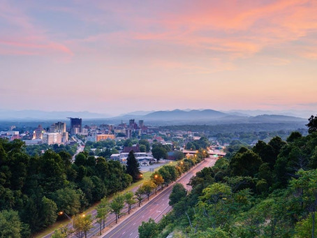5 Reasons to Honeymoon in Asheville-A Local's Perspective