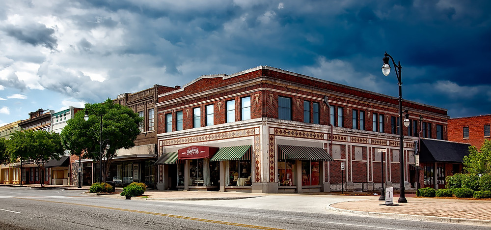 When shopping in Asheville, you need to include shopping in Hendersonville also