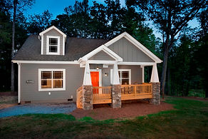 Asheville Vacation Cabins For Rent | The Hickory | Asheville Cottages
