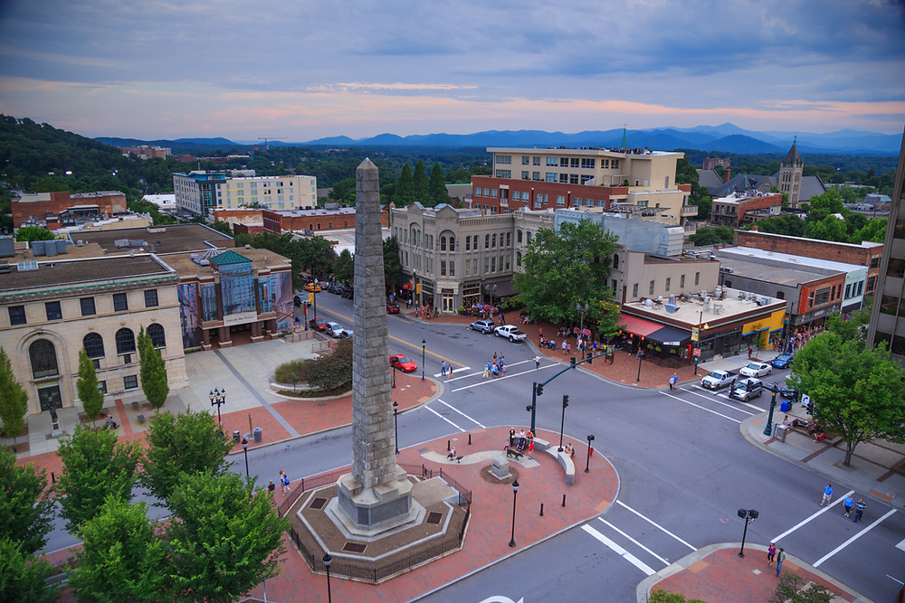 Airbnb Asheville downtown
