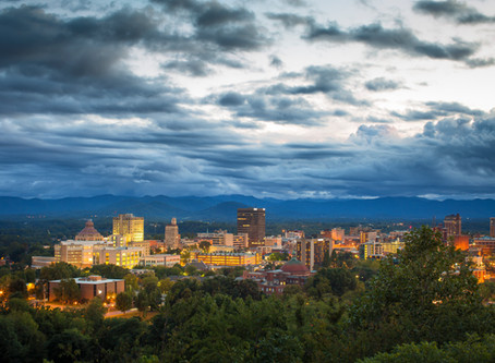 3 Days in Asheville-A Local's Perspective    .