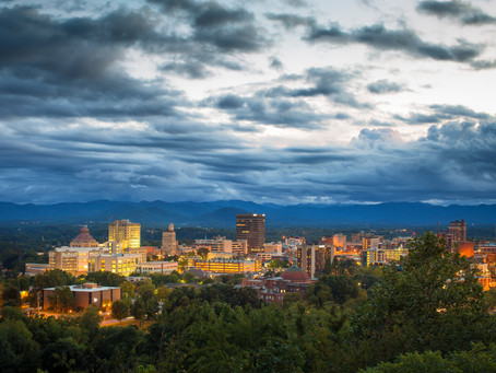 3 Days in Asheville-A Local's Perspective