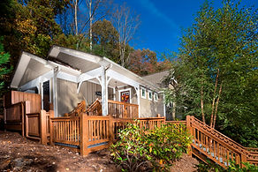 Cabins in Asheville NC | The Poplar | Asheville Cottages