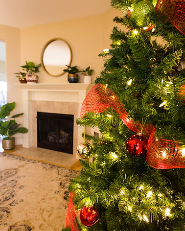 Christmas at Asheville Cottages
