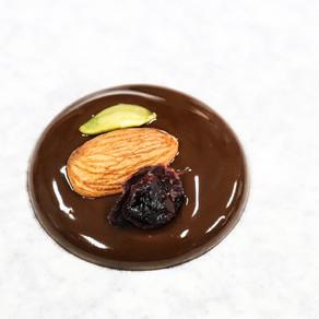 Mendiants au chocolat - recette express