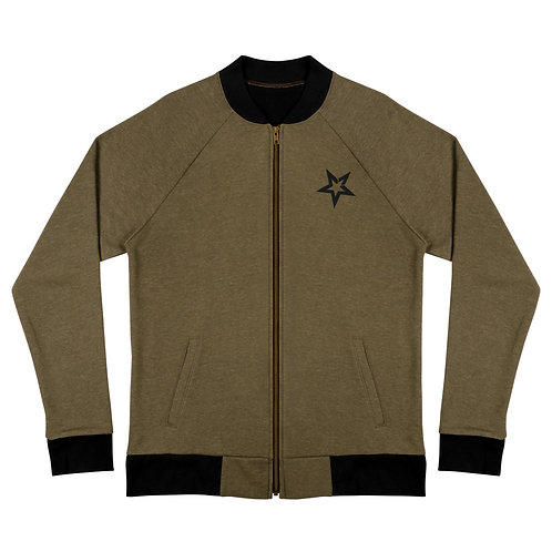 Stars Gym Bomber Jacket