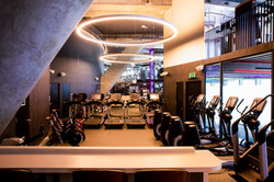 State of the art Cardio Area