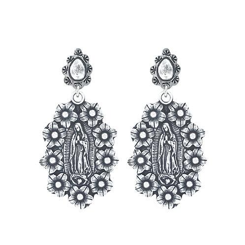 Condessa Silver Earring