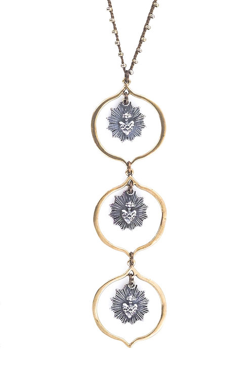 Sacre Coeur Necklace