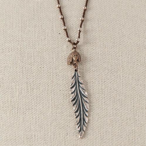Black Chief Necklace