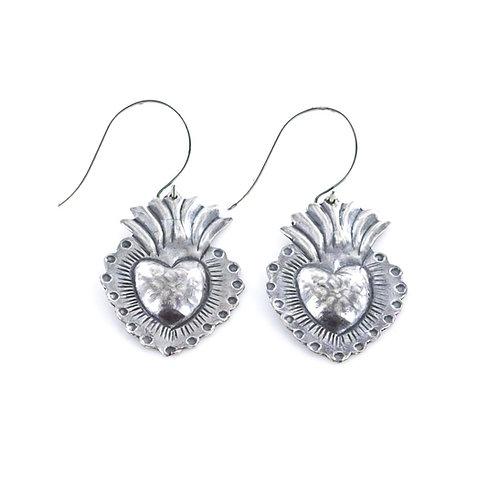 Merida Earring Silver