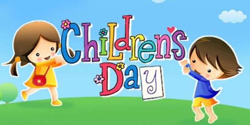 Children's Day Party 2018
