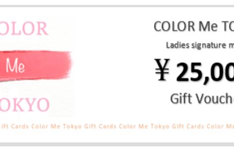 Color Me Tokyo Ladies Makeover