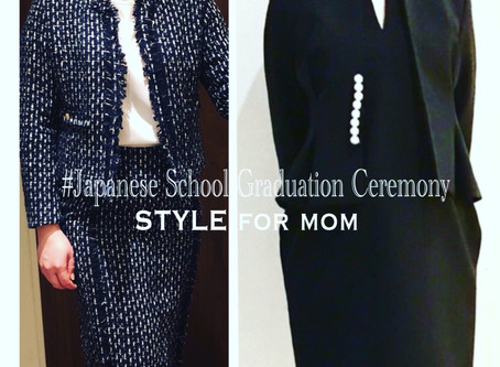 What to wear to your kid Graduation Ceremony in Japanese school?