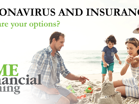 Coronavirus and Insurance: What are your options?