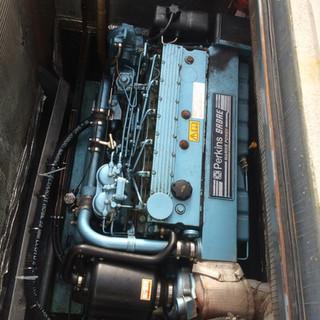 6 Cylinder Perkins Engine