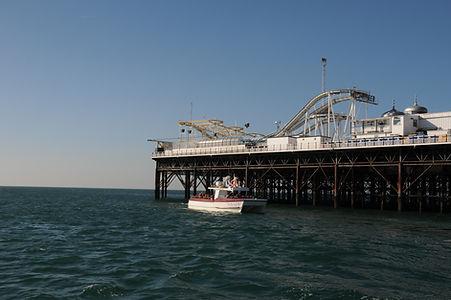 Voyager at Brighton Pier