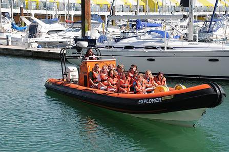power boat brighton