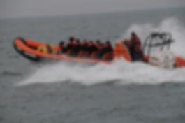 Explorer power boat