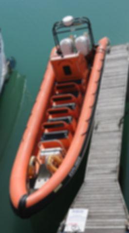 Explorer power boat brighton